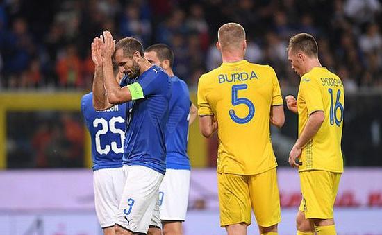 Giao hữu quốc tế Italia 1-1 Ukraina: ĐT Italia nối dài chuỗi trận thất vọng