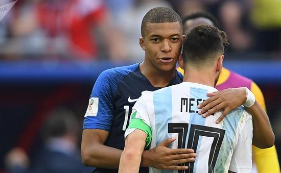 Tỏa sáng ở CLB và ĐTQG, Mbappe sẽ còn xuất sắc hơn Messi?