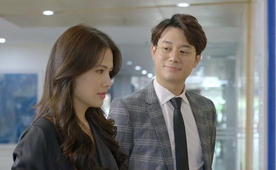 Yêu thì ghét thôi - Tập 12: Nhìn Kim biểu diễn sexy dance, sếp Nhật Anh không thể kìm lòng vội thổ lộ tình cảm