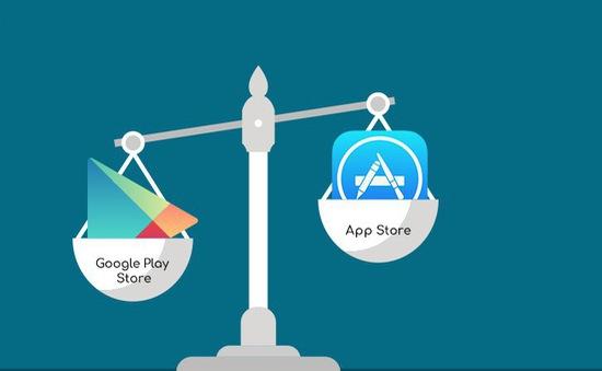 """Người dùng iOS """"hào phóng"""" gần gấp đôi so với Android"""