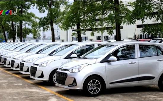 Ô tô từ Indonesia và Thái Lan có giá bán thấp nhất