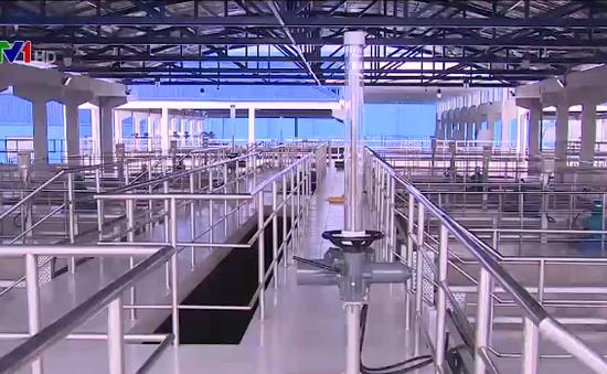 Nhà máy Nước mặt Sông Đuống cung cấp nước sạch cho 1/3 dân số Hà Nội
