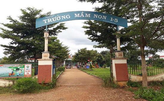 Gia Lai đóng cửa một trường học vì bệnh tay chân miệng
