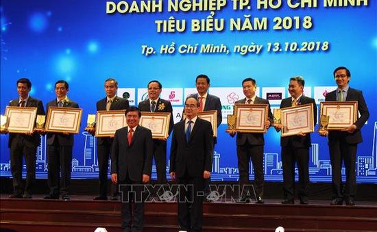 TP.HCM tôn vinh 100 doanh nghiệp, doanh nhân tiêu biểu