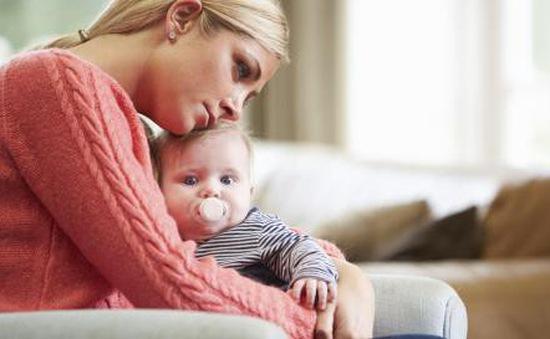 Trầm cảm sau sinh ở phụ nữ và liều thuốc tinh thần từ gia đình
