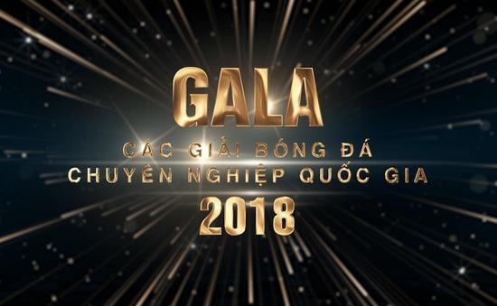 Gala Tổng kết các Giải BĐCN Quốc gia 2018: Tôn vinh các danh hiệu