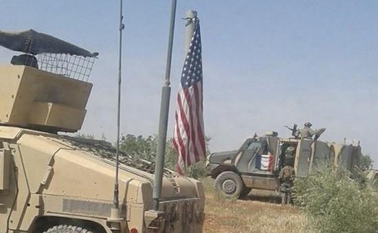 Quân đội Pháp thiết lập một căn cứ quân sự tại Syria