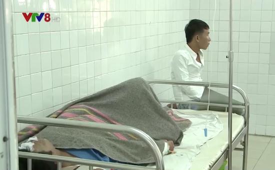 Vụ nổ tàu cá Quảng Ngãi: Sức khỏe 8 nạn nhân bị thương đã ổn định