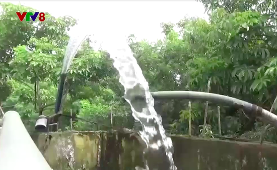 Bình Thuận: Dân góp vốn xây nhà máy nước sạch nông thôn
