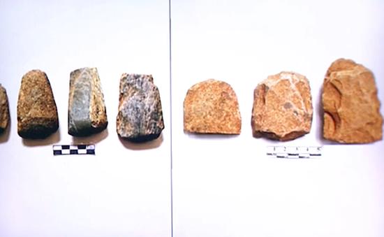 Phát hiện dấu tích người tiền sử trong hang động ở Tuyên Quang