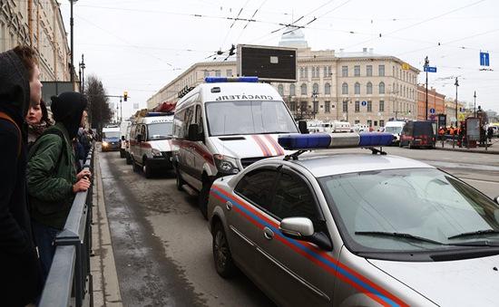 Nổ nhà máy pháo hoa ở Nga, 2 người thiệt mạng