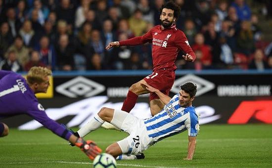VIDEO Salah ghi bàn duy nhất giúp Liverpool thắng tối thiểu