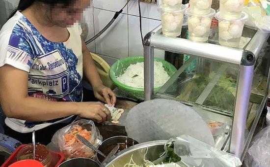 Xử phạt thức ăn đường phố- liệu có khả thi