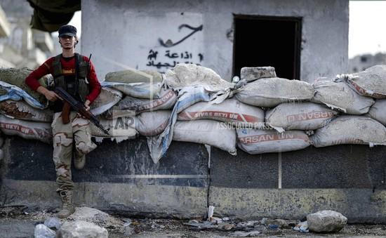 Syria khẳng định không sử dụng vũ khí hóa học