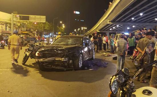 Lời khai của nữ tài xế gây tai nạn liên hoàn tại TP.HCM
