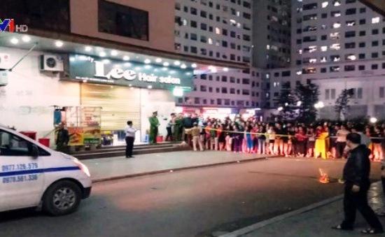 Khởi tố vụ án vứt bỏ con mới sinh ở chung cư Linh Đàm, Hà Nội