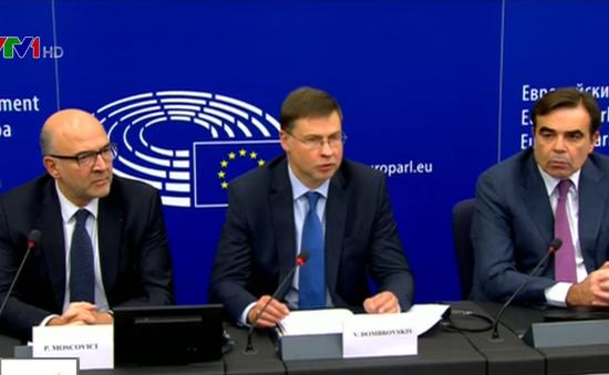 EC bác kế hoạch ngân sách năm 2019 của Italy