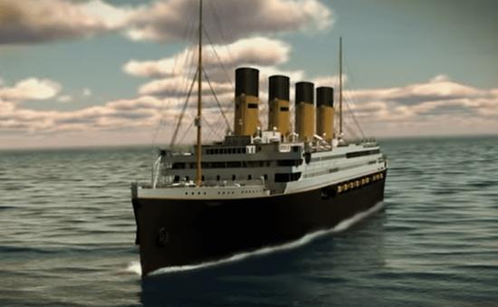 Bản sao tàu Titanic sẽ ra khơi vào năm 2022