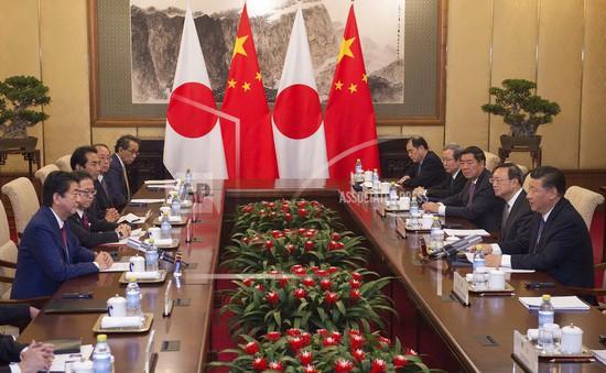 Trung Quốc - Nhật Bản thống nhất thúc đẩy hợp tác kinh tế