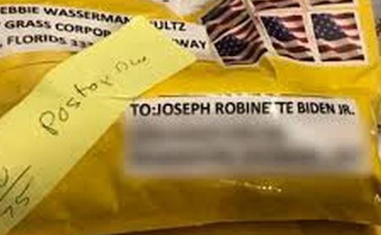 Phát hiện thêm bom thư tại Mỹ
