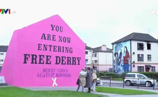 Nỗi lo về biên giới cứng giữa 2 phần Ireland