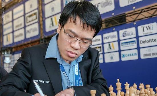 Lê Quang Liêm hai lần thất bại trước Vua cờ Magnus Carlsen ở giải Steinitz Memorial