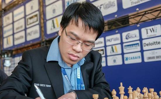 Lê Quang Liêm thắng nhà vô địch thế giới