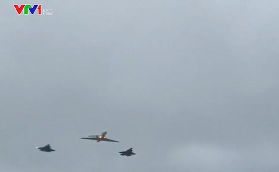 Bỉ tăng tiềm lực không quân