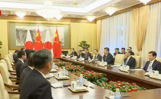 Tăng cường hợp tác Nhật Bản - Trung Quốc