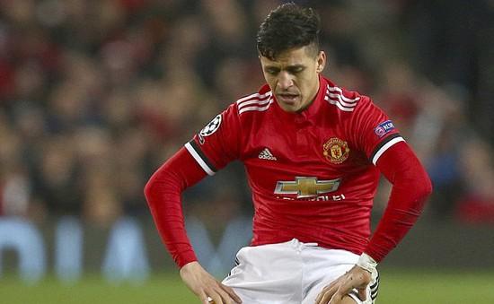 Dính chấn thương, Sanchez nguy cơ lỡ đại chiến Man Utd - Arsenal