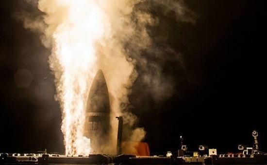 Mỹ thử thành công hệ thống phòng thủ tên lửa mới ở Hawaii