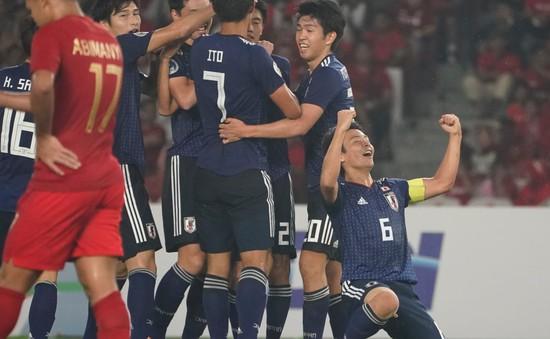 [KẾT QUẢ] Tứ kết U19 châu Á 2018, U19 Nhật Bản 2-0 U19 Indonesia: Chiến thắng của đẳng cấp!