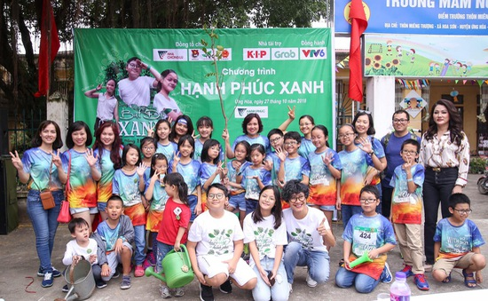 Thế hệ trẻ chung tay trồng 10.000 cây xanh mỗi năm