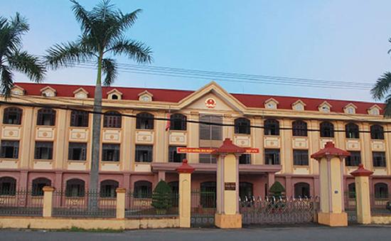 Chủ tịch huyện Can Lộc Hà Tĩnh bị đề nghị kỷ luật