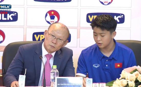 Trợ lý ngôn ngữ bất ngờ chia tay HLV Park Hang-seo