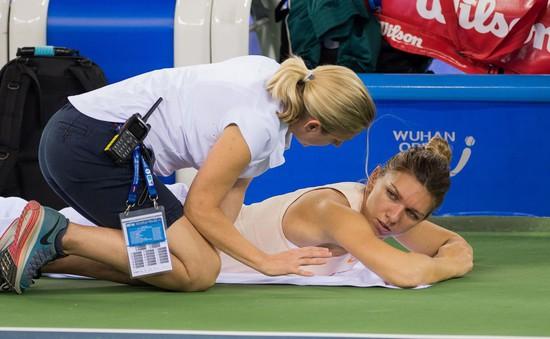 Tay vợt nữ số 1 thế giới có nguy cơ lỡ hẹn WTA Finals 2018