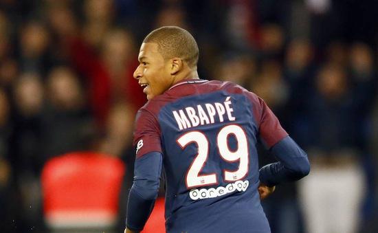 Vượt Neymar và Messi, Mbappe dẫn đầu danh sách Chiếc giày vàng châu Âu