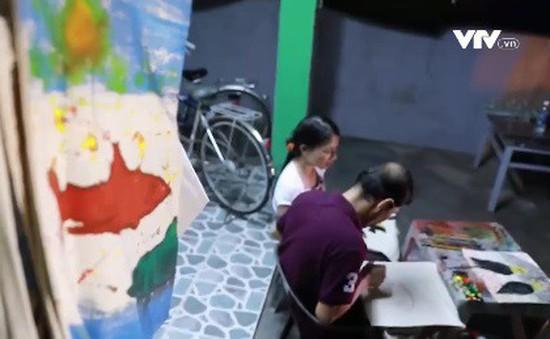 Cặp lá yêu thương: Bức họa niềm tin