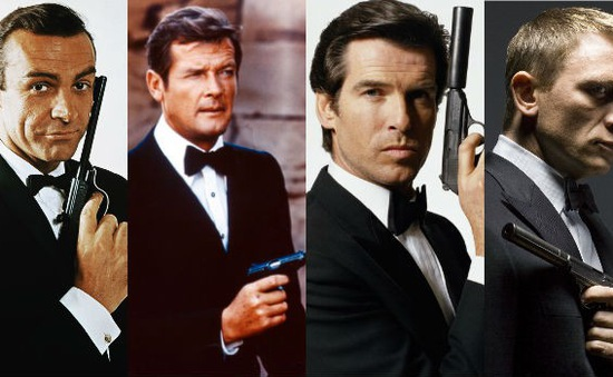 Đây là lí do tại sao các diễn viên thủ vai James Bond đều từ bỏ vai diễn