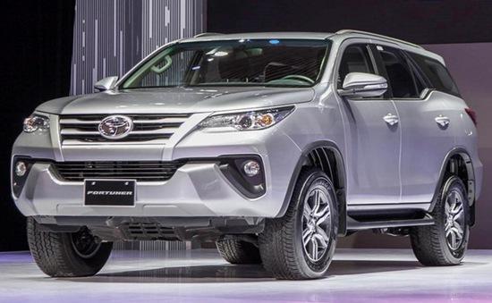 Toyota Việt Nam: 10 chiếc xe ô tô lăn bánh tại Việt Nam, 9 chiếc là nhập khẩu