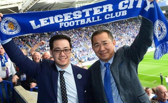 Leicester City xem xét đổi tên sân King Power thành Khun Vichai