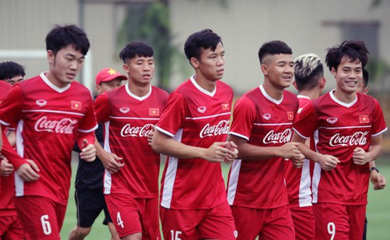 Kế hoạch tập huấn của ĐT Việt Nam trước Asian Cup 2019
