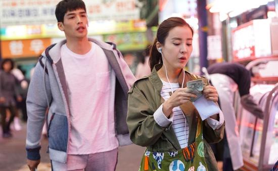 """Gặp lại Park Eun Hye trong bộ phim mới """"Kẻ thù ngọt ngào"""""""