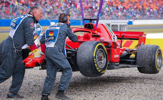 Đua xe F1: Nhìn lại những thất bại của Ferrari ở các chặng đua diễn ra tại châu Âu