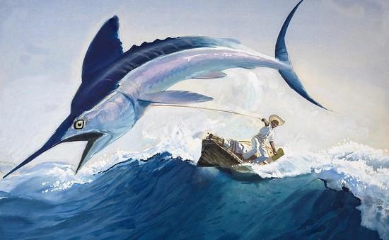Ông già và biển cả: Tác phẩm kinh điển trong lịch sử Nobel Văn học