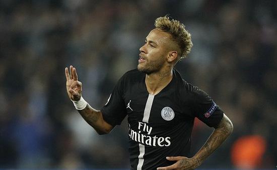 Neymar sẽ trở lại trong trận đại chiến với AS Monaco