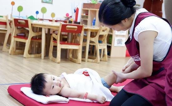 Massage giúp kích hoạt giác quan cho trẻ?