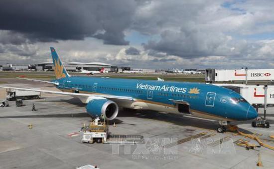 Vietnam Airlines điều chỉnh lịch bay do ảnh hưởng bão Kong-rey