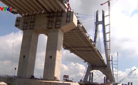 Bộ GTVT yêu cầu đẩy nhanh tiến độ sửa chữa cầu Vàm Cống