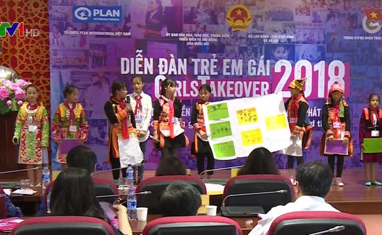 Thúc đẩy quyền của trẻ em gái để thay đổi và phát triển